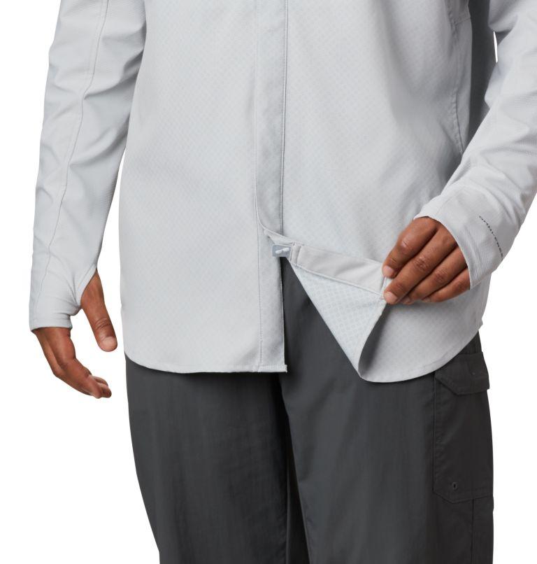 Men's PFG Force XII Zero™ Long Sleeve Hybrid Shirt Men's PFG Force XII Zero™ Long Sleeve Hybrid Shirt, a5
