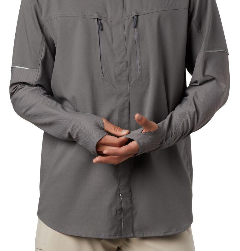 Men's PFG Force XII Zero™ Long Sleeve Hybrid Shirt Men's PFG Force XII Zero™ Long Sleeve Hybrid Shirt, a3