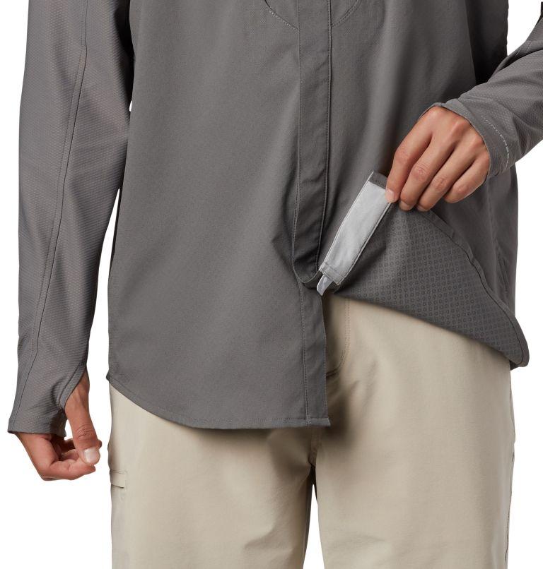 Men's PFG Force XII Zero™ Long Sleeve Hybrid Shirt Men's PFG Force XII Zero™ Long Sleeve Hybrid Shirt, a4