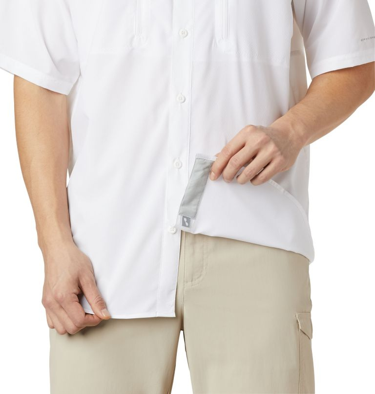 Men's PFG Terminal Tackle™ Short Sleeve Woven Shirt Men's PFG Terminal Tackle™ Short Sleeve Woven Shirt, a4