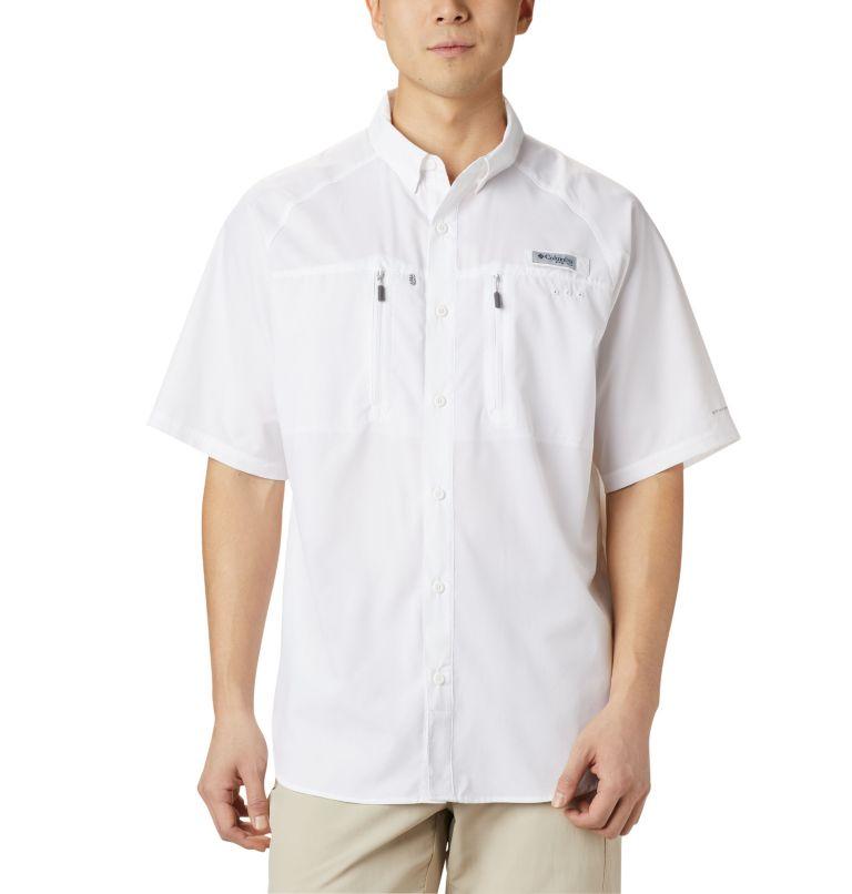 Men's PFG Terminal Tackle™ Short Sleeve Woven Shirt Men's PFG Terminal Tackle™ Short Sleeve Woven Shirt, front