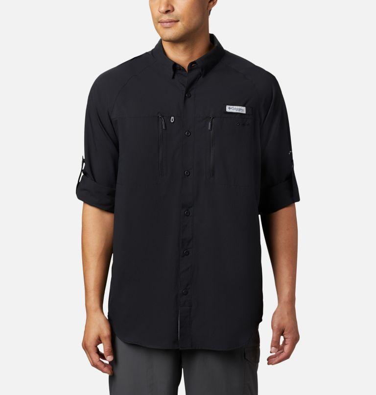 Men's PFG Terminal Tackle™ Long Sleeve Woven Shirt Men's PFG Terminal Tackle™ Long Sleeve Woven Shirt, a4