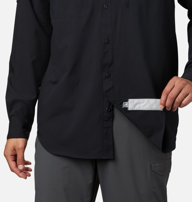 Men's PFG Terminal Tackle™ Long Sleeve Woven Shirt Men's PFG Terminal Tackle™ Long Sleeve Woven Shirt, a5