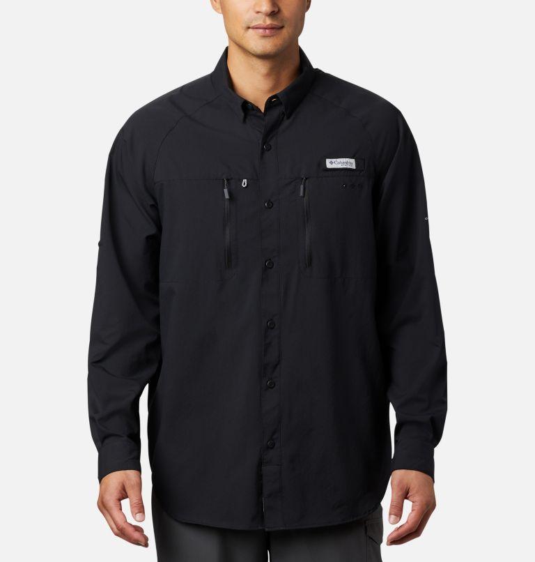 Men's PFG Terminal Tackle™ Long Sleeve Woven Shirt Men's PFG Terminal Tackle™ Long Sleeve Woven Shirt, front