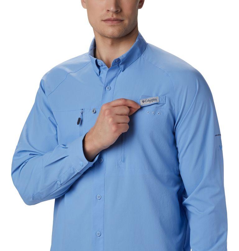Men's PFG Terminal Tackle™ Long Sleeve Woven Shirt Men's PFG Terminal Tackle™ Long Sleeve Woven Shirt, a1