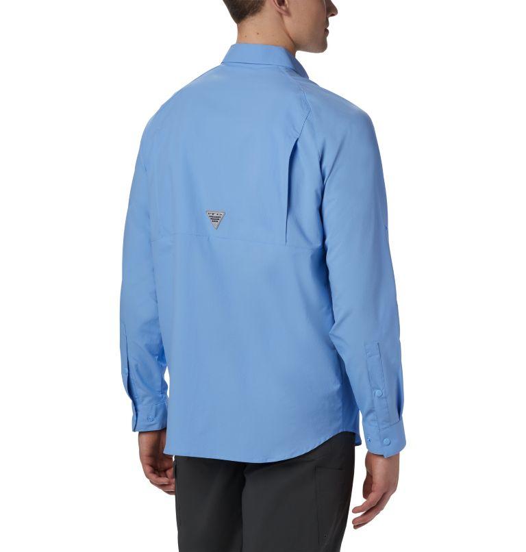 Men's PFG Terminal Tackle™ Long Sleeve Woven Shirt Men's PFG Terminal Tackle™ Long Sleeve Woven Shirt, back