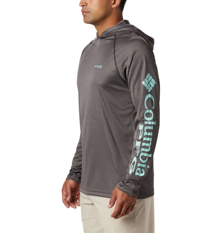 Men's PFG Terminal Tackle™ Heather Hoodie Men's PFG Terminal Tackle™ Heather Hoodie, a1