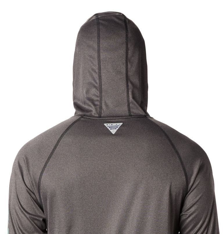 Men's PFG Terminal Tackle™ Heather Hoodie Men's PFG Terminal Tackle™ Heather Hoodie, a3