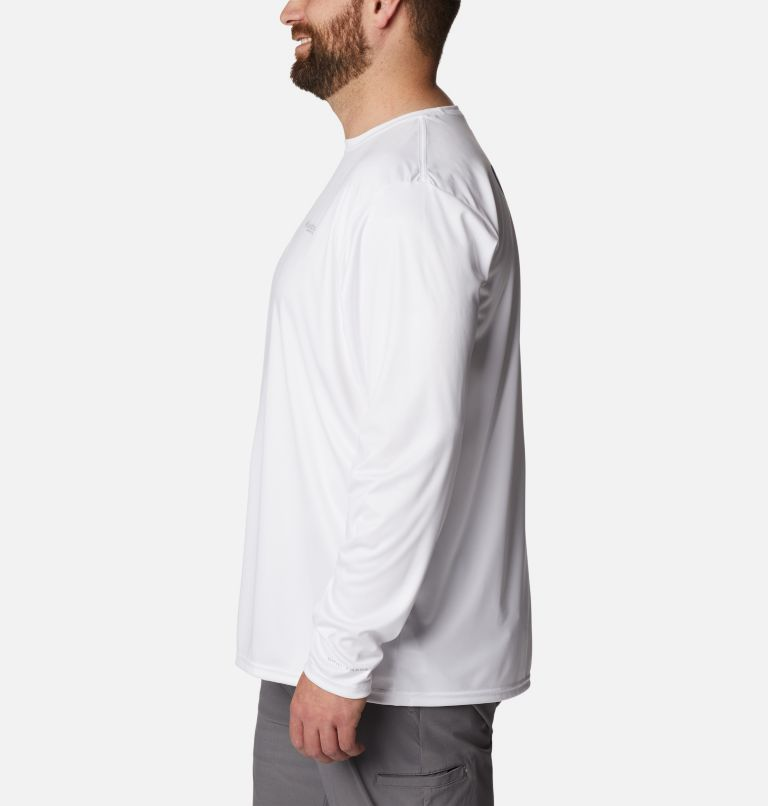 Men's PFG Terminal Tackle State Triangle™ Long Sleeve Shirt - Big Men's PFG Terminal Tackle State Triangle™ Long Sleeve Shirt - Big, a1