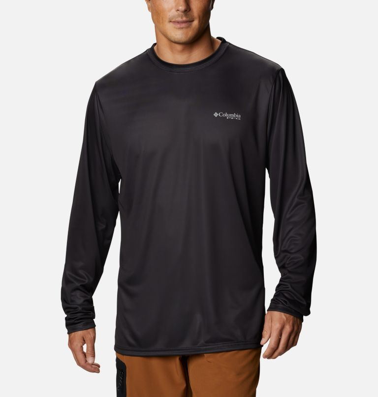 Men's PFG Terminal Tackle State Triangle Long Sleeve Shirt - Tall Men's PFG Terminal Tackle State Triangle Long Sleeve Shirt - Tall, back