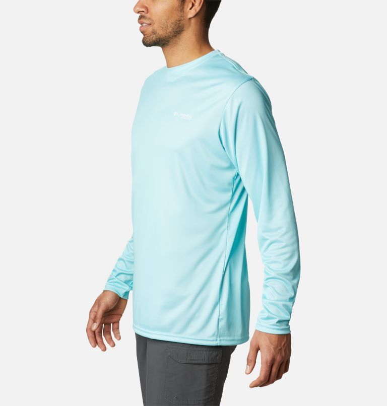 Men's PFG Terminal Tackle State Triangle Long Sleeve Shirt - Tall Men's PFG Terminal Tackle State Triangle Long Sleeve Shirt - Tall, a1