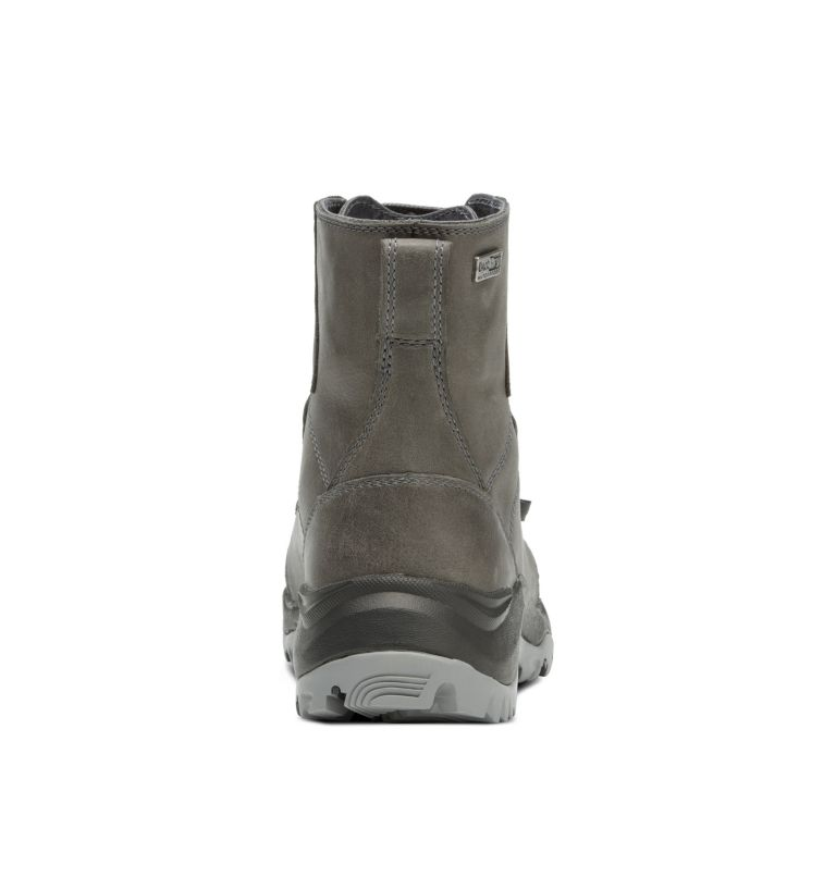 CAMDEN™ OUTDRY™ LEATHER CHUKKA | 053 | 8 Scarponi in pelle Camden™ Outdry™ Chukka da donna, Graphite, Monument, back