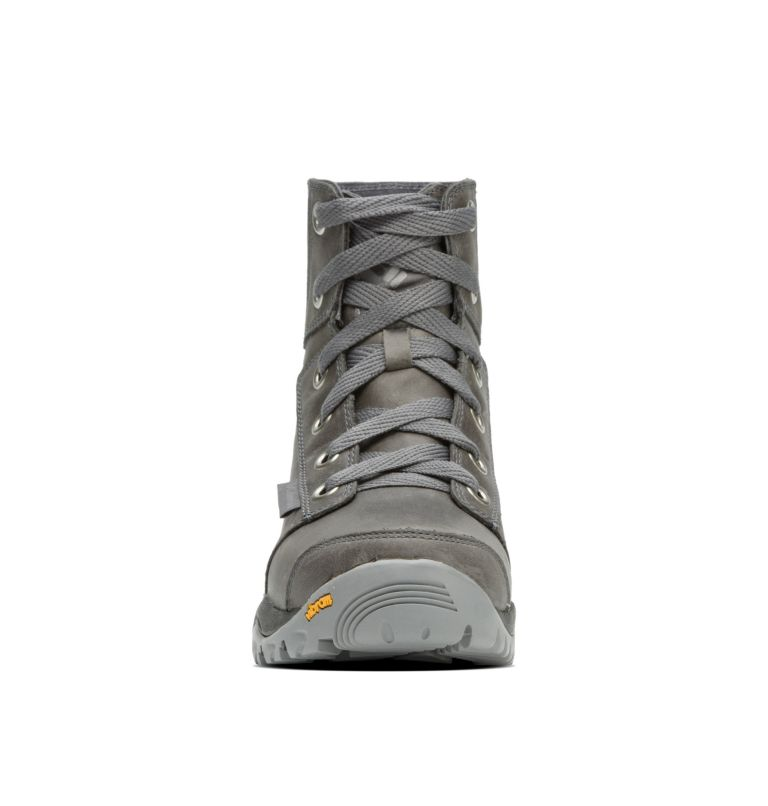 CAMDEN™ OUTDRY™ LEATHER CHUKKA | 053 | 8 Scarponi in pelle Camden™ Outdry™ Chukka da donna, Graphite, Monument, toe