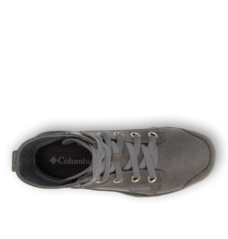 CAMDEN™ OUTDRY™ LEATHER CHUKKA | 053 | 8 Scarponi in pelle Camden™ Outdry™ Chukka da donna, Graphite, Monument, top