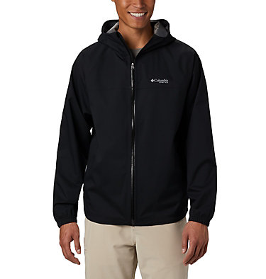 Men's PFG Tamiami Hurricane™ Jacket Tamiami Hurricane™ Jacket | 696 | L, Black, front