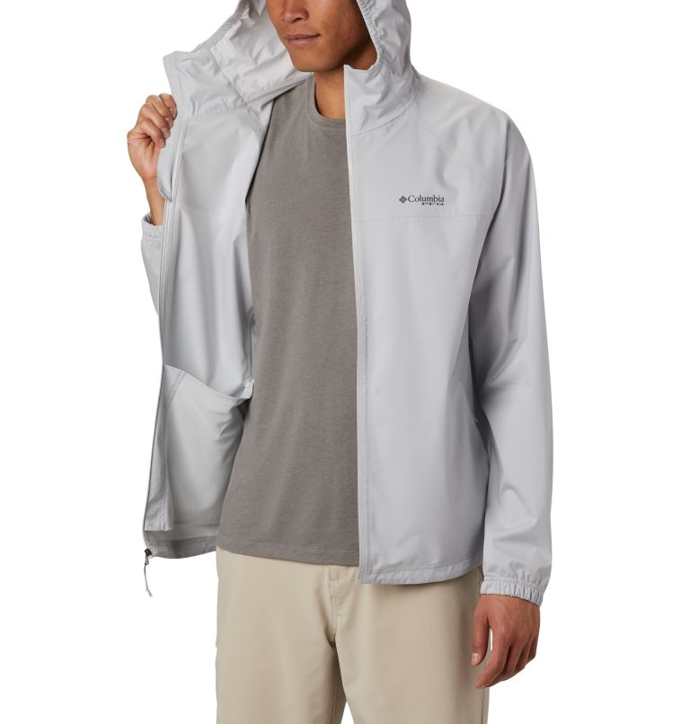 Tamiami Hurricane™ Jacket | 019 | L Men's PFG Tamiami Hurricane™ Jacket, Cool Grey, a2