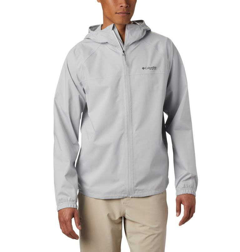 Tamiami Hurricane™ Jacket | 019 | L Men's PFG Tamiami Hurricane™ Jacket, Cool Grey, front