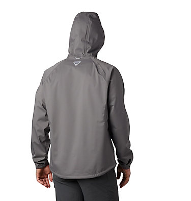 Men's PFG Tamiami Hurricane™ Jacket Tamiami Hurricane™ Jacket | 696 | L, City Grey, back