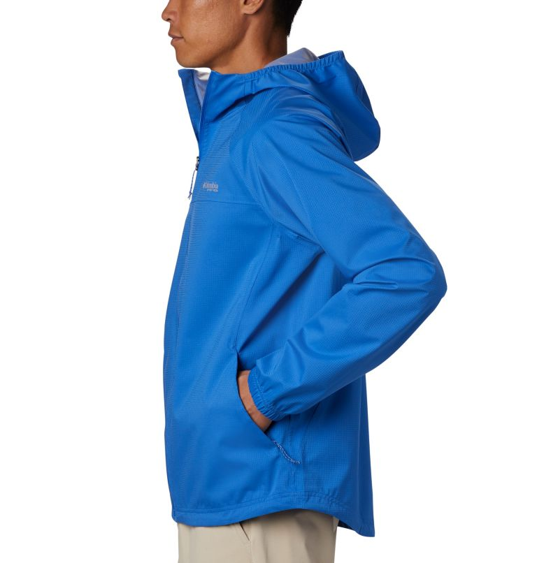 Tamiami Hurricane™ Jacket | 487 | M Men's PFG Tamiami Hurricane™ Jacket, Vivid Blue, a1