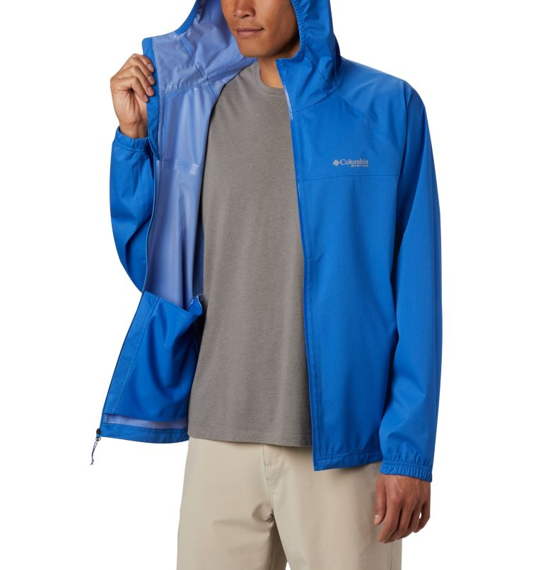 Tamiami Hurricane™ Jacket | 487 | M Men's PFG Tamiami Hurricane™ Jacket, Vivid Blue, a2