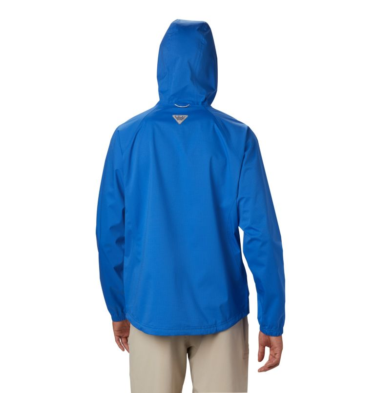 Tamiami Hurricane™ Jacket | 487 | M Men's PFG Tamiami Hurricane™ Jacket, Vivid Blue, back