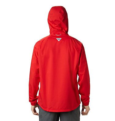 Men's PFG Tamiami Hurricane™ Jacket Tamiami Hurricane™ Jacket | 696 | L, Red Spark, back