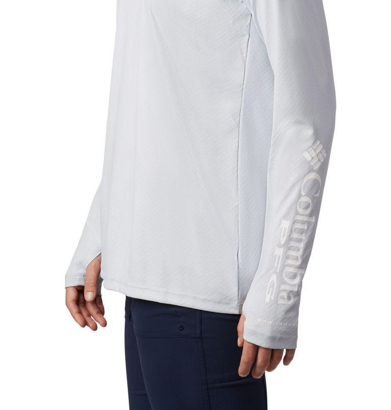Tidal Deflector ZERO™ Hoodie | 031 | L Women's PFG Tidal Deflector Zero™ Hoodie, Cirrus Grey, a1