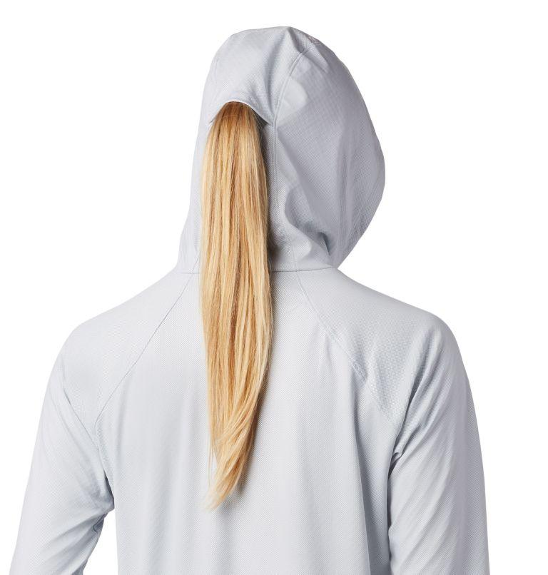 Tidal Deflector ZERO™ Hoodie | 031 | L Women's PFG Tidal Deflector Zero™ Hoodie, Cirrus Grey, a3