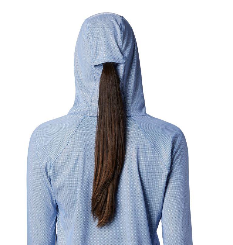 Tidal Deflector ZERO™ Hoodie | 426 | S Women's PFG Tidal Deflector™ Zero Hoodie, Stormy Blue, Cirrus Grey, a2