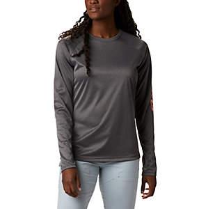 Women's PFG Tidal Tee™ Heather Long Sleeve Shirt