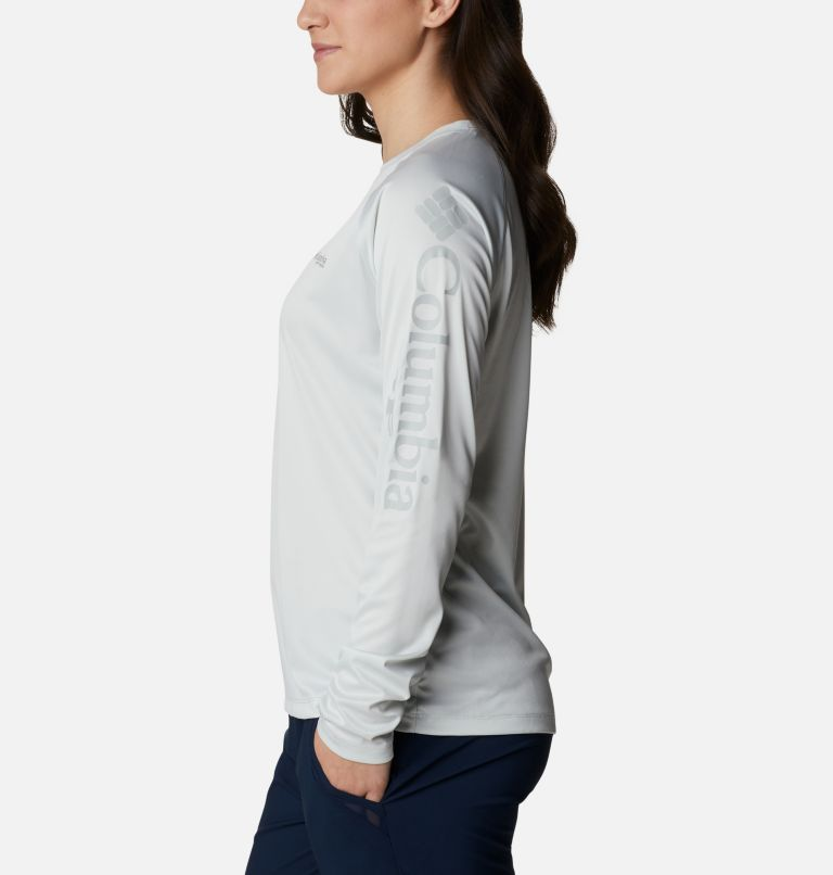 Women's PFG Tidal Tee™ Heather Long Sleeve Shirt Women's PFG Tidal Tee™ Heather Long Sleeve Shirt, a1