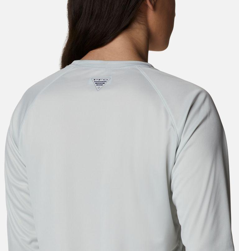 Women's PFG Tidal Tee™ Heather Long Sleeve Shirt Women's PFG Tidal Tee™ Heather Long Sleeve Shirt, a3