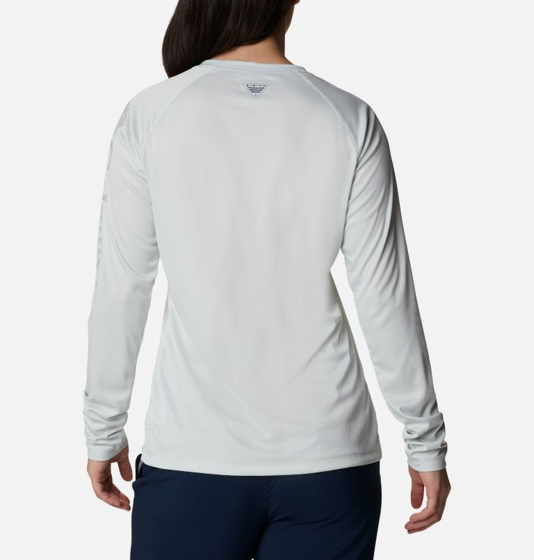 Women's PFG Tidal Tee™ Heather Long Sleeve Shirt Women's PFG Tidal Tee™ Heather Long Sleeve Shirt, back