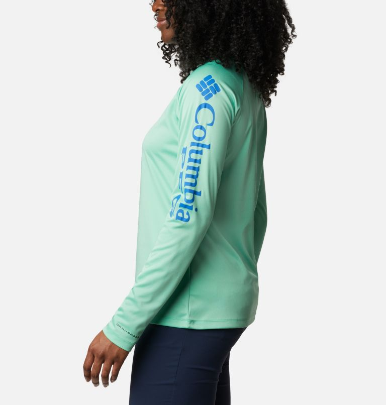 Women's PFG Tidal Tee™ Heather Long Sleeve Shirt Women's PFG Tidal Tee™ Heather Long Sleeve Shirt, a1
