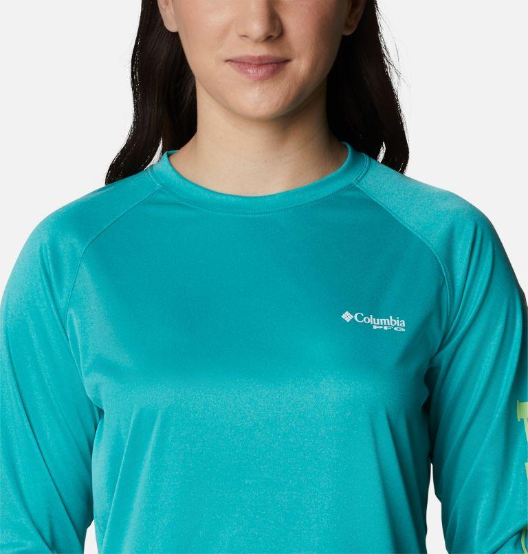 Women's Tidal Tee™ Heather Long Sleeve Women's Tidal Tee™ Heather Long Sleeve, a2