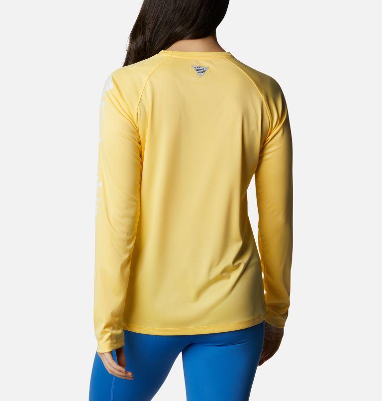Women's Tidal Tee™ Heather Long Sleeve Women's Tidal Tee™ Heather Long Sleeve, back