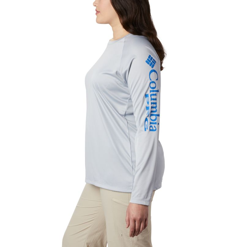 Tidal Tee™ Heather Long Sleeve Tidal Tee™ Heather Long Sleeve, a1
