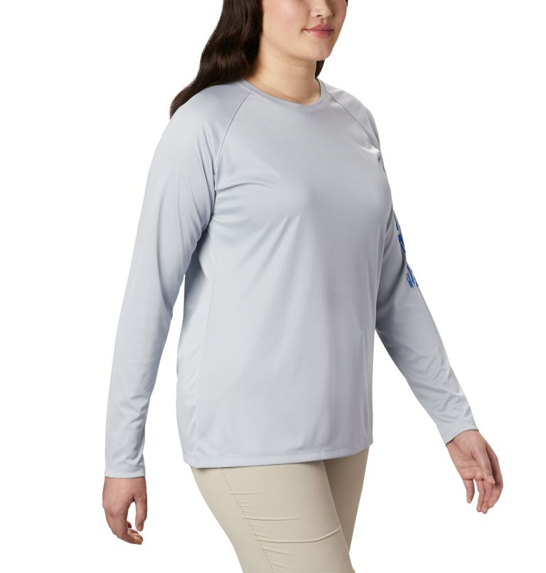 Tidal Tee™ Heather Long Sleeve Tidal Tee™ Heather Long Sleeve, a3