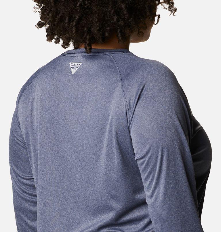 Women's Tidal Tee™ Heather Long Sleeve - Plus Size Women's Tidal Tee™ Heather Long Sleeve - Plus Size, a3