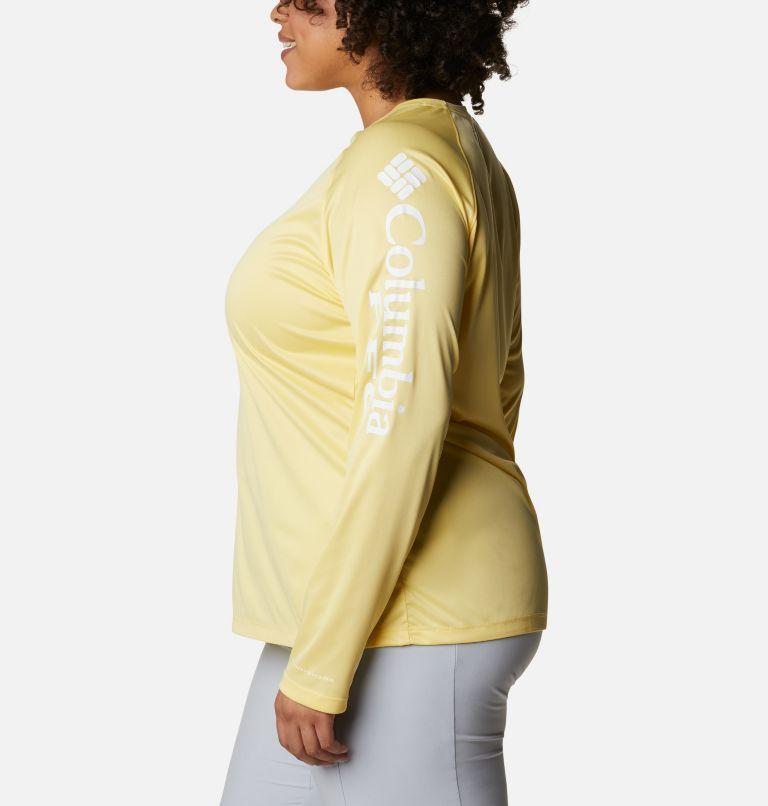 Women's Tidal Tee™ Heather Long Sleeve - Plus Size Women's Tidal Tee™ Heather Long Sleeve - Plus Size, a1