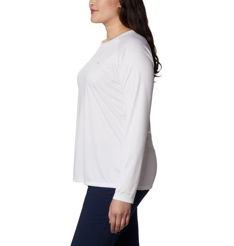 Women's PFG Tidal™ Tee Long Sleeve Printed Fish Shirt - Plus Size Women's PFG Tidal™ Tee Long Sleeve Printed Fish Shirt - Plus Size, a1
