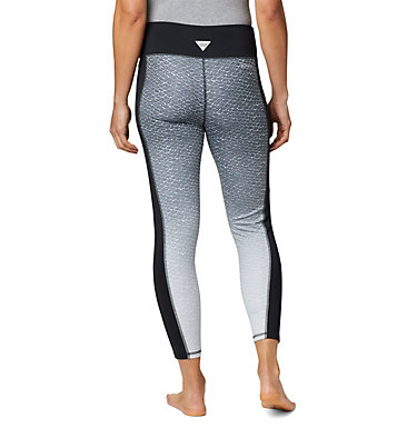 Women's PFG Tidal™ Legging Tidal™ Legging | 426 | L, Black, Black Fish Scale Fade, back