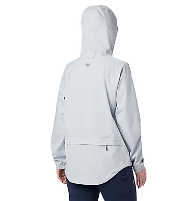 Women's PFG Tamiami Hurricane™ Jacket W Tamiami Hurricane™ Jacket | 807 | L, Cirrus Grey, back