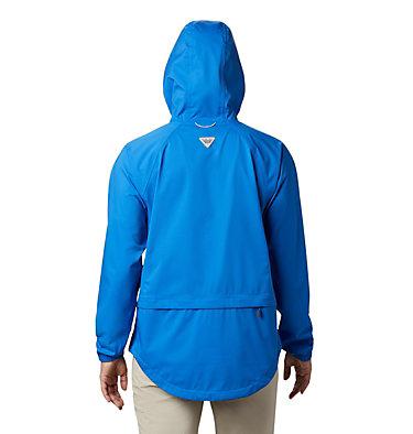 Women's PFG Tamiami Hurricane™ Jacket W Tamiami Hurricane™ Jacket | 426 | L, Stormy Blue, back
