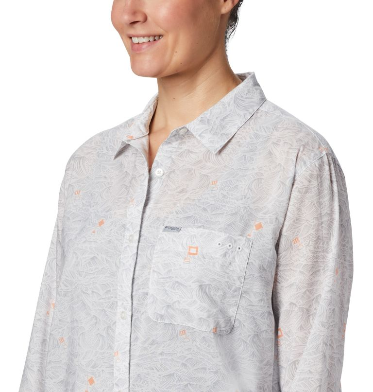 Women's PFG Sun Drifter™ II Long Sleeve Shirt Women's PFG Sun Drifter™ II Long Sleeve Shirt, a3