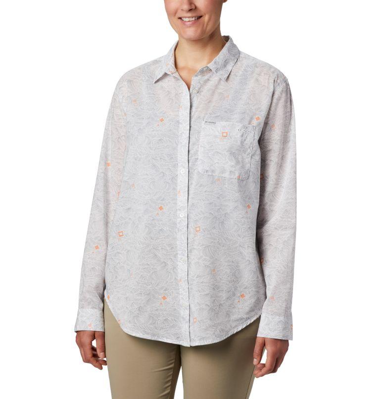 Chemise à manches longues PFG Sun Drifter™ II pour femme Chemise à manches longues PFG Sun Drifter™ II pour femme, front