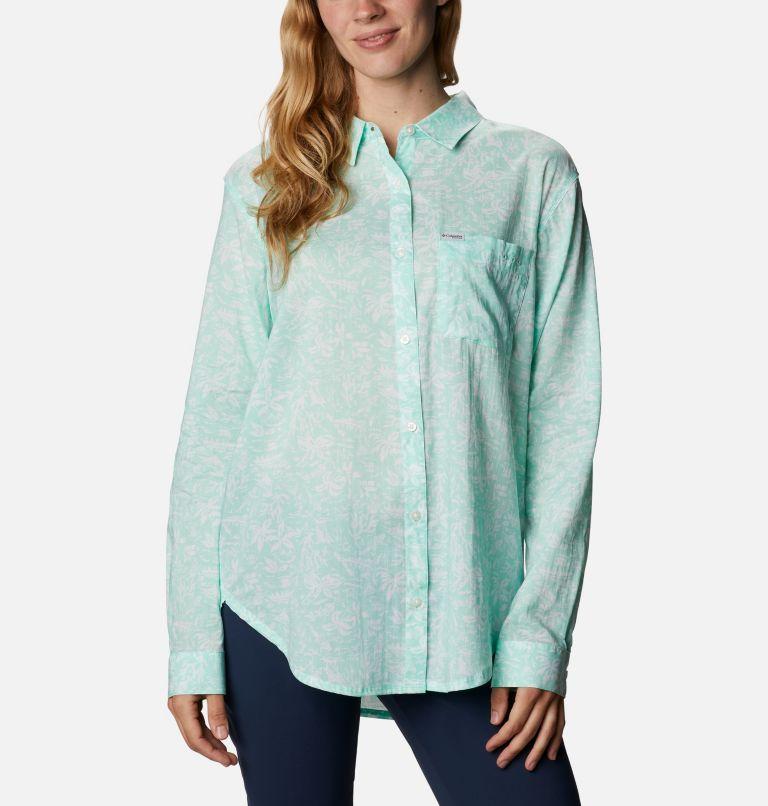 Women's PFG Sun Drifter™ II Long Sleeve Shirt Women's PFG Sun Drifter™ II Long Sleeve Shirt, front