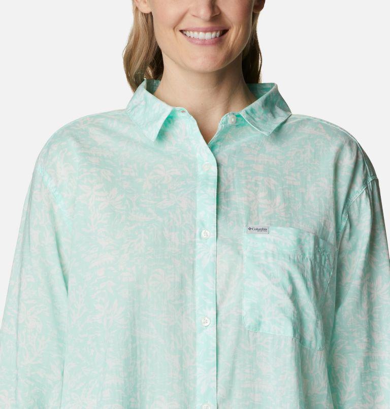 Women's PFG Sun Drifter™ II Long Sleeve Shirt - Plus Size Women's PFG Sun Drifter™ II Long Sleeve Shirt - Plus Size, a2