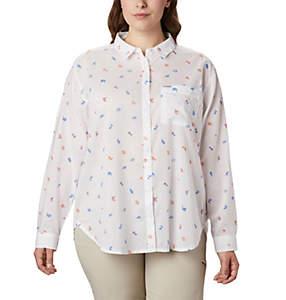 Chemise à manches longues PFG Sun Drifter™ II pour femme — Grandes tailles