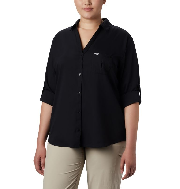 Women's PFG Armadale™ Long Sleeve Shirt - Plus Size Women's PFG Armadale™ Long Sleeve Shirt - Plus Size, a4